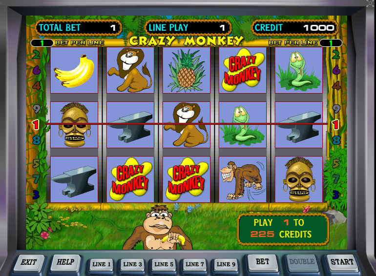 Monkey Money Games