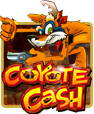 Coyote Cash Slot - RTG - GamesMoney