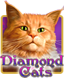 Diamond Cats Slot - Amatic - GamesMoney