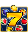 fruits & sevens game