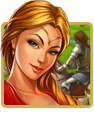 knights quest slot game