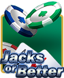 Jacks or Better Video Poker